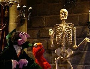 Count-skeleton
