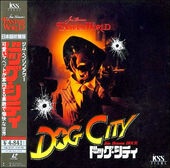 Dog city jap laserdisc