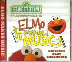 Elmo Makes Music (soundtrack)