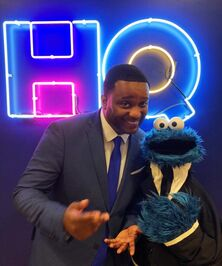 HQ Trivia Matt Richards Cookie Monster Oct 24 2018