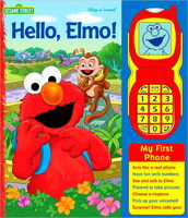 Hello, Elmo!