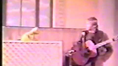 Kermit and John Denver in Russia