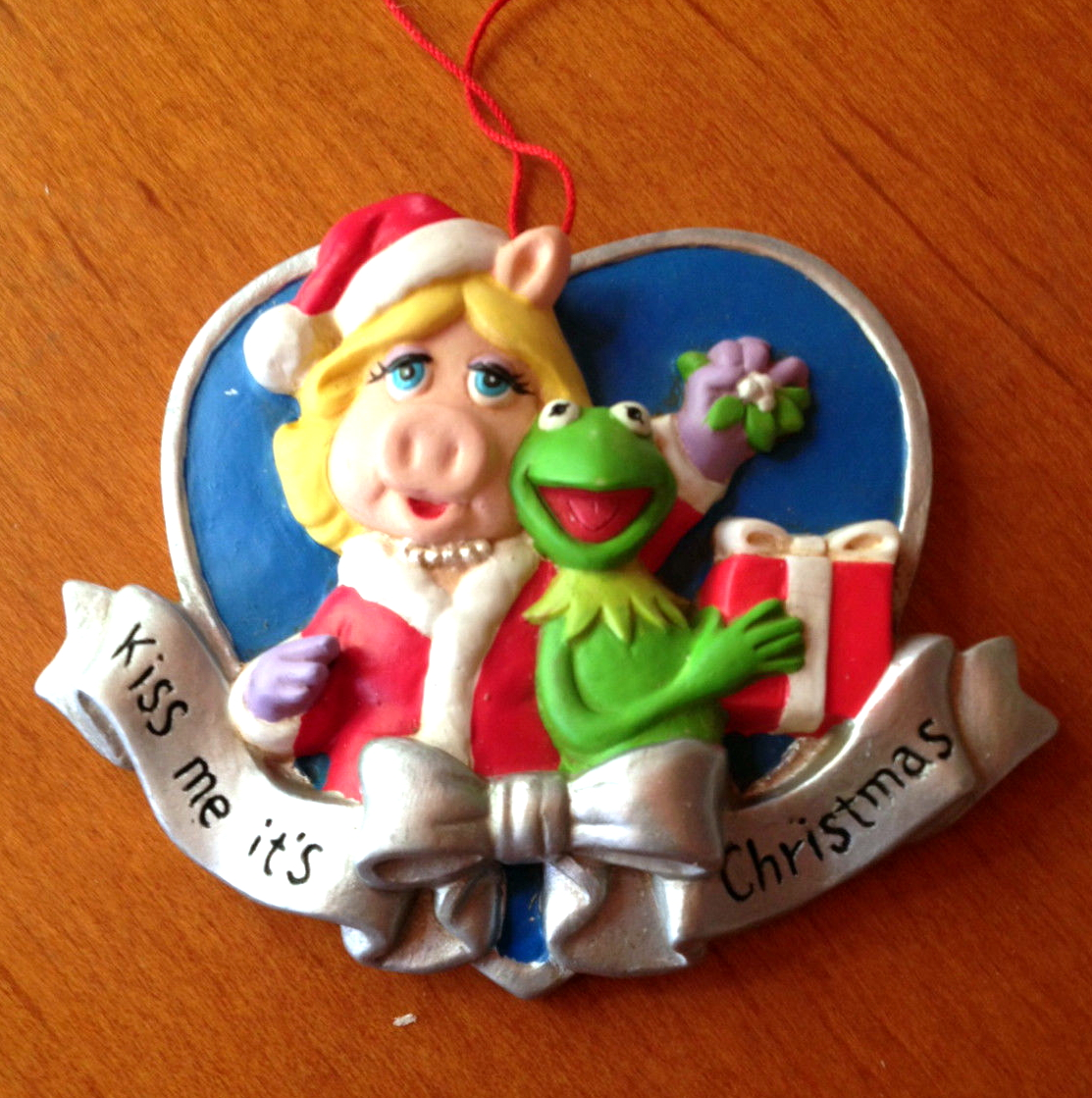Muppet Christmas Ornaments (Midwest)