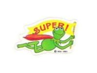 Superkermitsticker