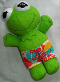 Terry tub toy kf2