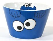 United labels 2014 cookie monster dishes 1