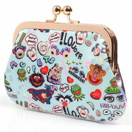 Irregular choice super couple purse 2
