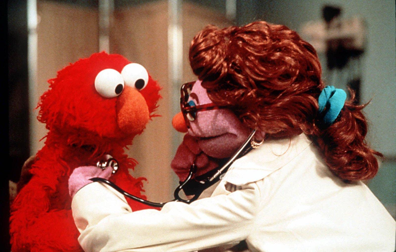 Sesame Street Goes to the Doctor | Muppet Wiki | FANDOM