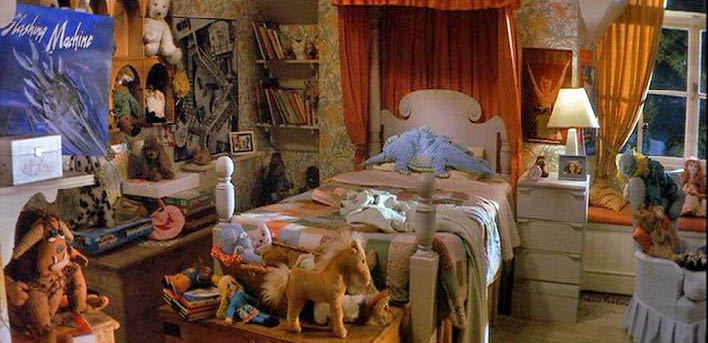 Image result for labyrinth sarahs room