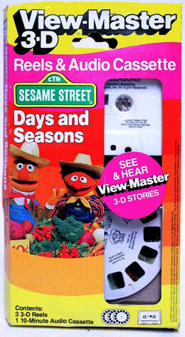 View master reels tape days and seasons