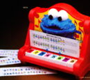 Cookie Monster Piano