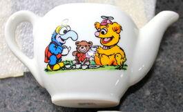 Enesco 1983 muppet babies tea set 2