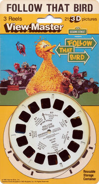 Follow That Bird ViewMaster 01 front