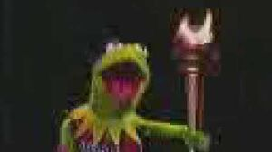 Kermit on The Stars Salute the US Olympic Team 1984