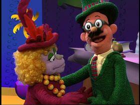 Mr. & Mrs. Nooly