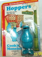 Cookie hopper acard 1979