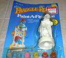 Fraggle Rock Paint-a-Figurine