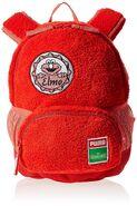 Puma backpack high risk red