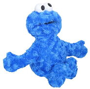 Sun arrow 2015 plush cookie monster