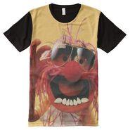 Zazzle animal all over sunglasses shirt