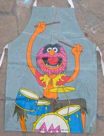1978 apron animal