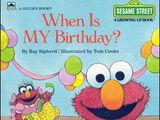 When Is My Birthday?