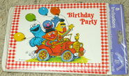 Drawing board 1980 sesame party invitations