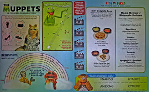 Kids menu - Mama Melrose's Ristorante Italiano