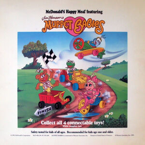 Muppet Babies Happy Meal ad 02