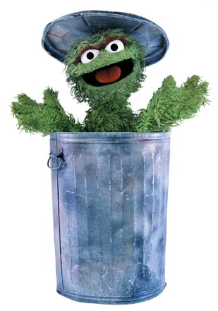 Oscar The Grouch Muppet Wiki Fandom