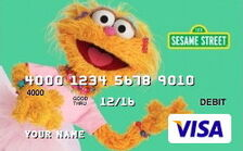 Sesame debit cards 17 zoe