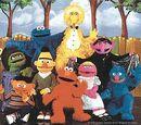 Sesame Street Live performers