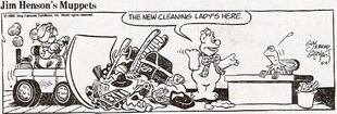 The Muppets comic strip 1982-05-04
