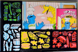 Colorforms 1974 cookie kitchen 2