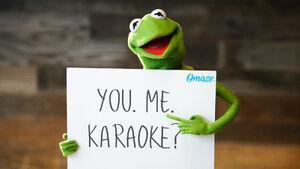 Omaze Kermit