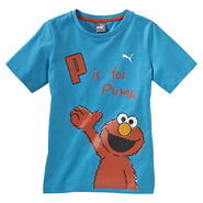 Puma 2016 elmo t-shirt
