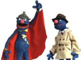 Super Grover Action Figure