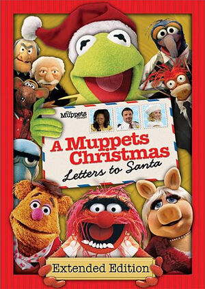 A Muppets Christmas - Letters to Santa - DVD