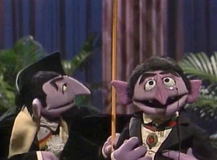 Talk Count Von Count Muppet Wiki Fandom