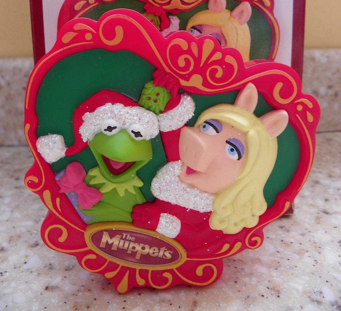 Muppet Christmas Ornaments (American Greetings)