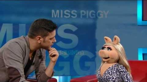 Miss Piggy on George Stroumboulopoulos Tonight March 20, 2014