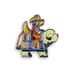 Mondo Labyrinth pin SirDidymus
