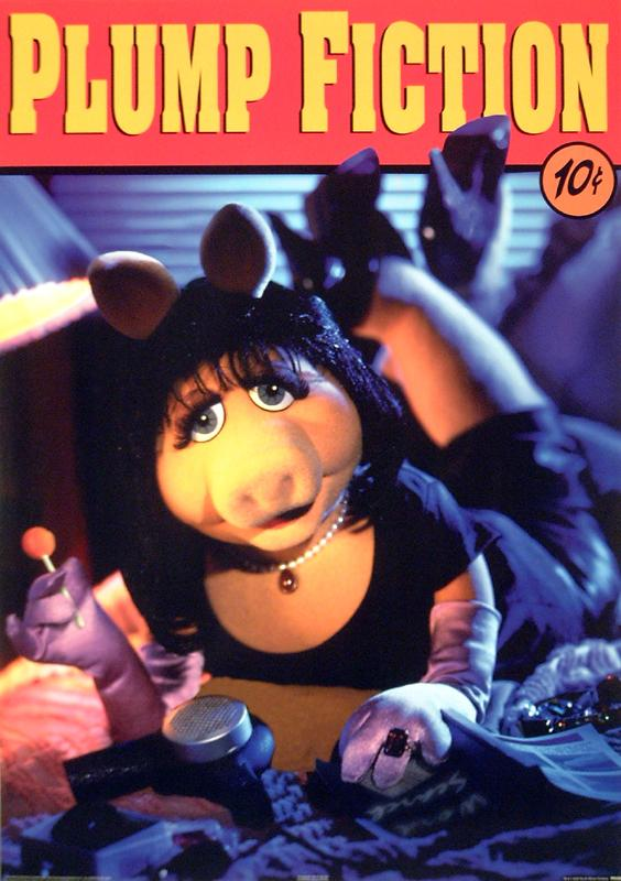 Pulp Fiction Muppet Wiki Fandom Powered By Wikia