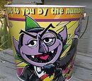 Sesame Street pail