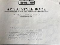 1988 Sesame Style Guide 02