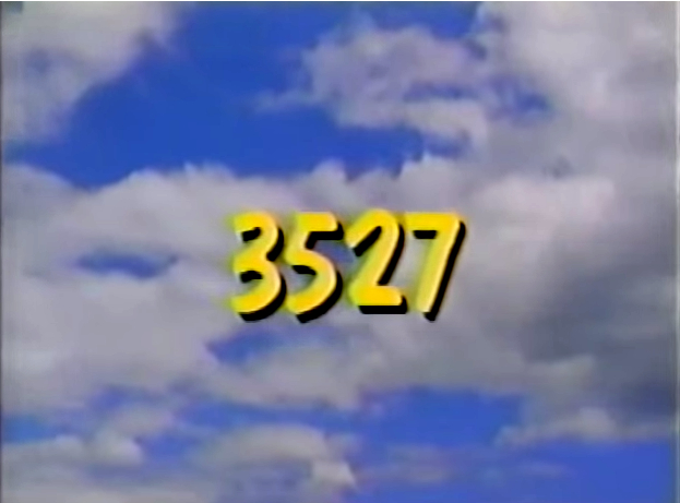 Episode 3527 | Muppet Wiki | FANDOM powered by Wikia