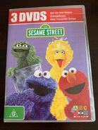 3 dvd set Aus DVD