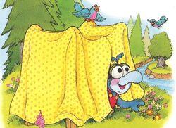 Baby Gonzo's Marvelous Tent