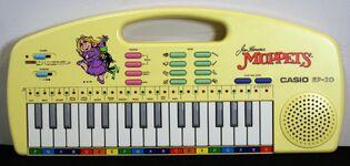 Casio muppets 2