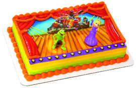 Decopac kermit piggy cake 2011